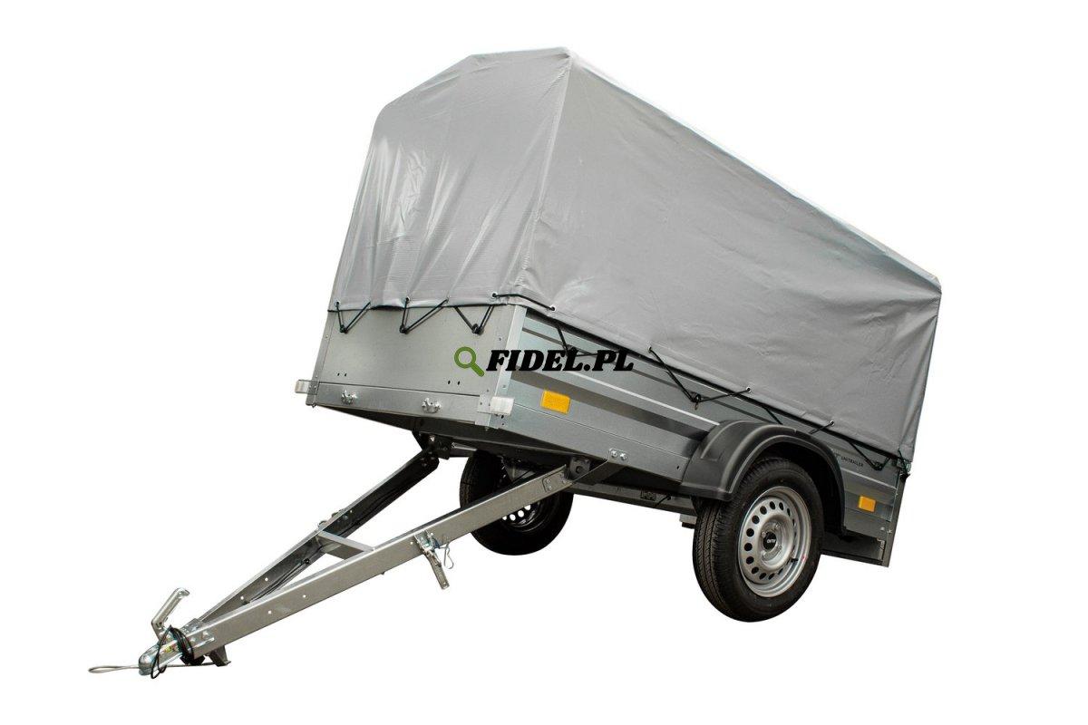 Przyczepka samochodowa NOWA Unitrailer Garden Trailer 200