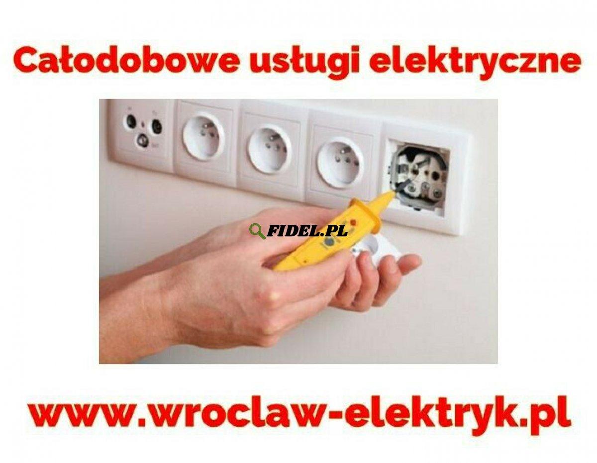 Elektryk Wrocław 24 h. Pogotowie Elektryczne Całodobowe