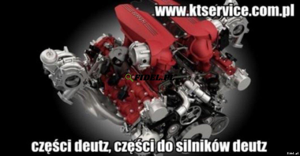 Części do silników Deutz - ktservice.com.pl, silniki, serwis