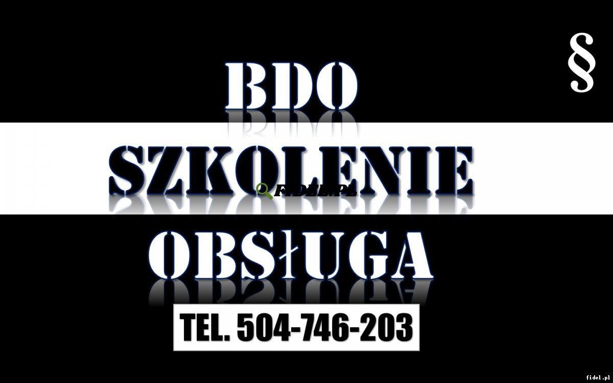 Sprawozdanie z BDO, obsługa firmy, tel. 504-746-203. Baza Danych o Odpadach. rejestracja firmy. Wprowadzanie danych, obsługa systemu, firm, cennik.