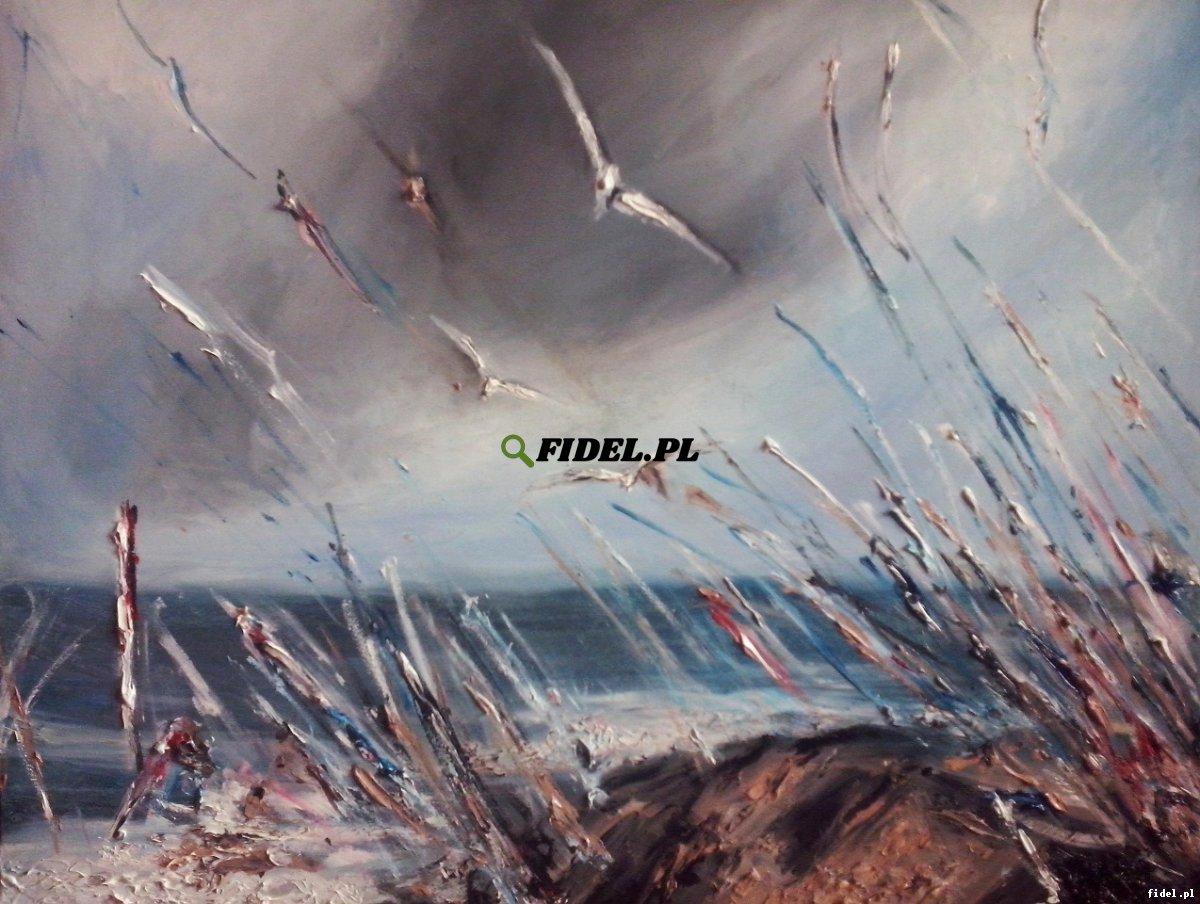Pejzaże – malarstwo olejne na zamówienie
