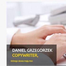 Usługi copywritera z profesjonalnym portfolio