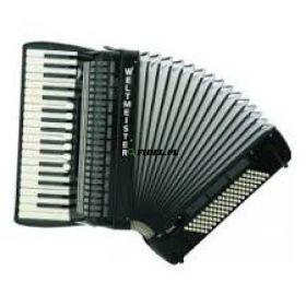 Śpiewający akordeonista/ usługi również jako dj