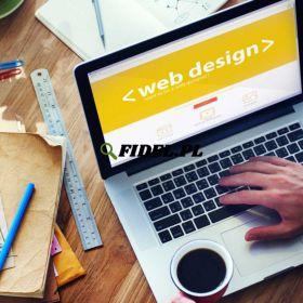 Strona internetowa, grafika komputerowa, sculpting 3D!