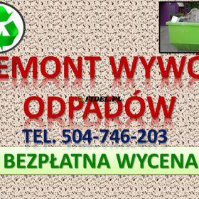 Tel 504-746-203, firma remontowa, cennik. Remont mieszkania i łazienki. Skucie starych kafli, skucie kafelek w kuchni i łazience. Demontaż wanny