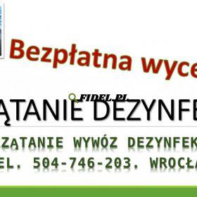 Dezynfekcja pomieszczeń, cennik tel. 504-746-203. usługi, Wrocław   Czyszczenia i dezynfekcji mieszkania po zalaniu wodą i fekaliami. Sprzątanie
