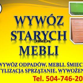 Wrocław, tel. 504-746-203, Wywóz mebli, staroci, wywóz starych rzeczy, szaf, foteli, wywóz śmieci, gratów i rupieci, wywóz gruzu, wywóz sprzętu