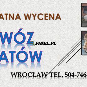 Co zrobić ze starymi meblami?, Wrocław, tel. 504-746-203. Kto odbiera stare meble. Wywóz gabarytów, odpadów gabarytowych, gratów, niepotrzebnych rzecz