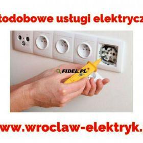 Pogotowie Elektryczne Całodobowe, Elektryk Wrocław 24 h