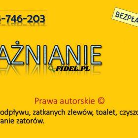 Przepychanie rury, Wrocław, tel. 504-746-203. Cennik.  Udrażnianie odpływu toalety