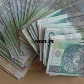 Oferta pożyczki pienieżnej od 30,000 zl do 50,000 zl do 100,000 zl