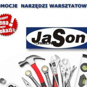 Ekstra upusty na narzędzia warsztatowe, akcesoria i sprzęt na Jason.com.pl