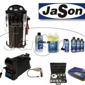 Narzędzia, urządzenia do serwisowania klimatyzacji samochodowej