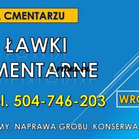 Zabudowa grobu, Wrocław, tel. 504-746-203, Cena. Naprawa i uzupełnienie ziemi . obudowa z tworzywa