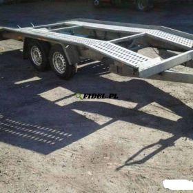 Laweta-Laweta ładowność 2200 kg DMC 2600