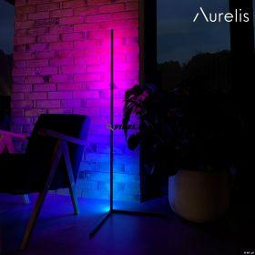 Oryginalna Lampa Narożna Aurelis Edge LED RGB